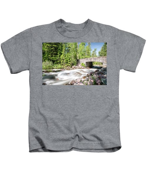 Wistful Afternoon Kids T-Shirt