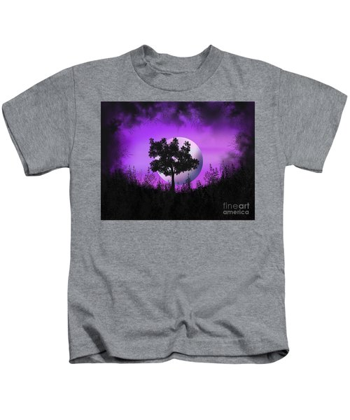 Witch Moon Kids T-Shirt