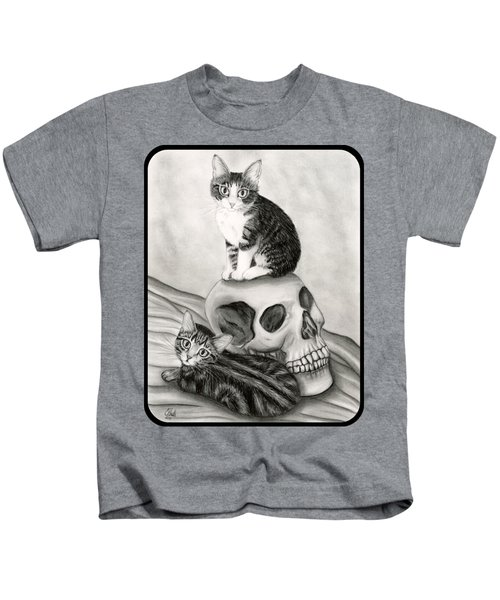 Witch's Kittens Kids T-Shirt