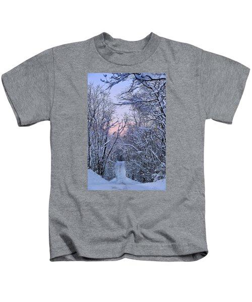 Wonderland Road Kids T-Shirt
