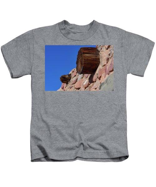 Wood And Stone Kids T-Shirt
