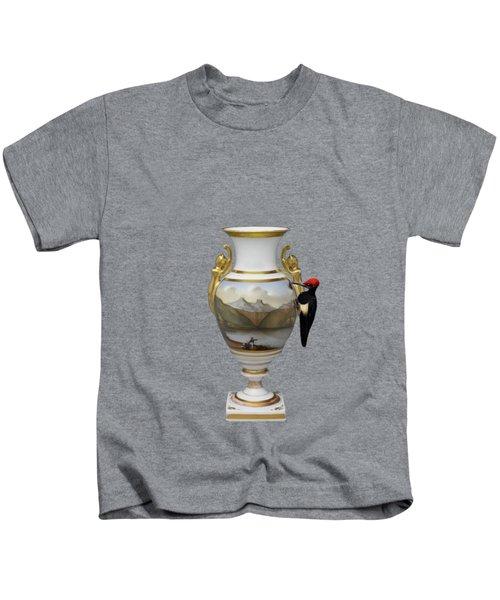Wood Pecker's Dream Kids T-Shirt