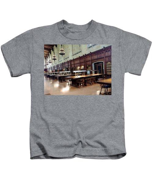Woodwork Kids T-Shirt
