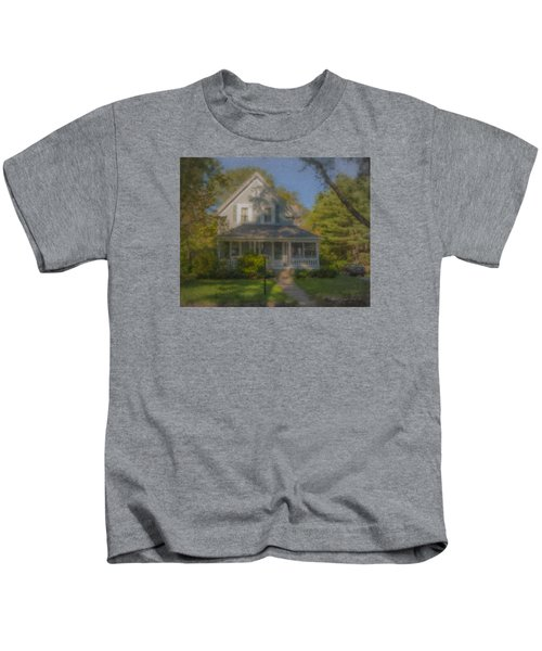 Wooster Family Home Kids T-Shirt