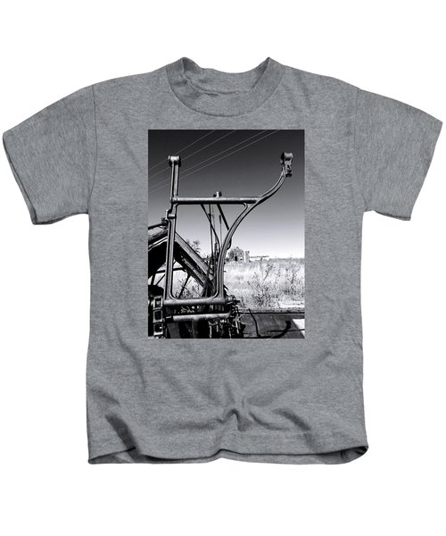 Worked To Death Kids T-Shirt