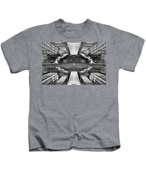 Worlds End  Kids T-Shirt