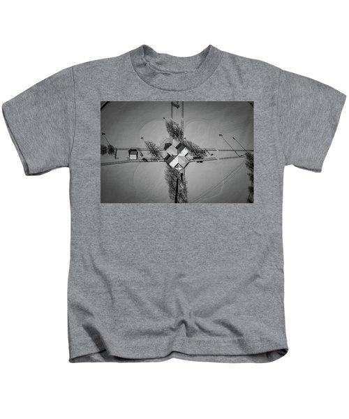 X Marks The Spot Kids T-Shirt