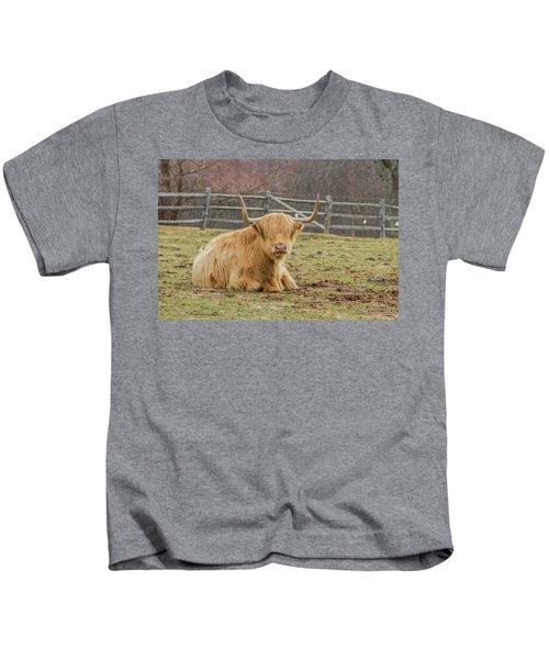 Yak Kids T-Shirt