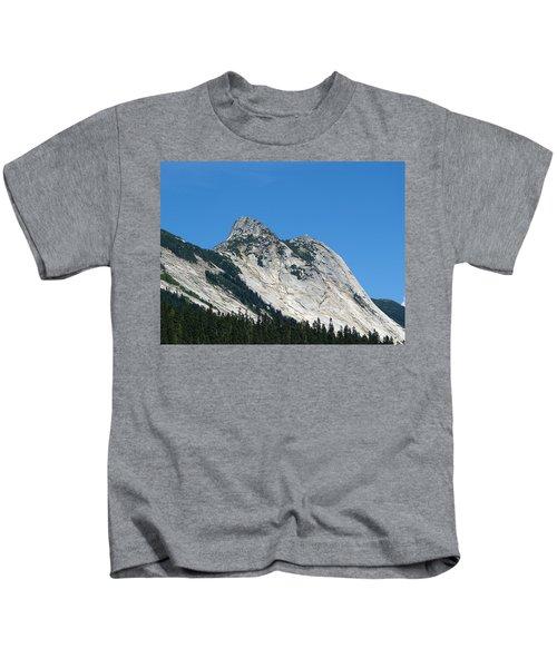 Yak Peak Kids T-Shirt by Will Borden