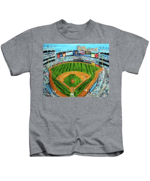 Yankee Stadium Kids T-Shirt