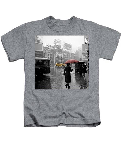 Yellow Cabs New York 2 Kids T-Shirt
