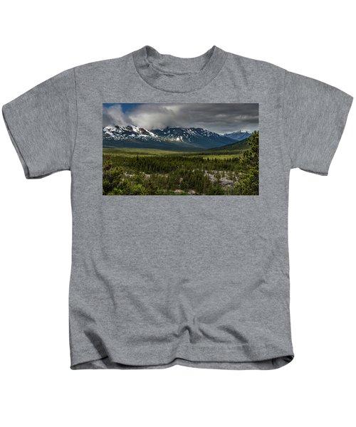 Yukon Wilderness Kids T-Shirt