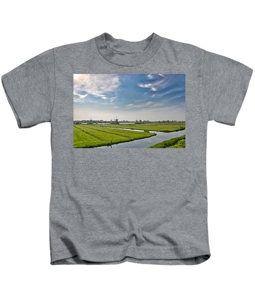 Zaandam Polders Kids T-Shirt