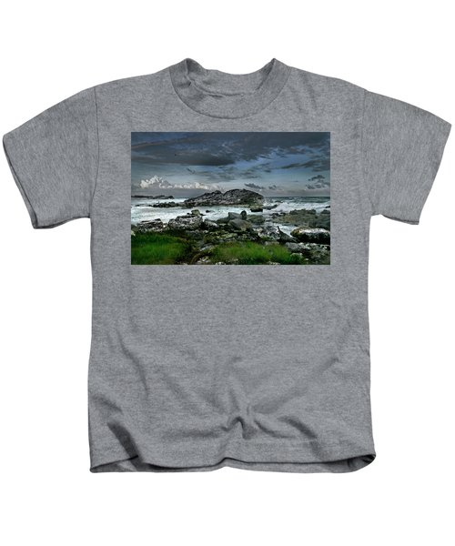 Zamas Beach #14 Kids T-Shirt