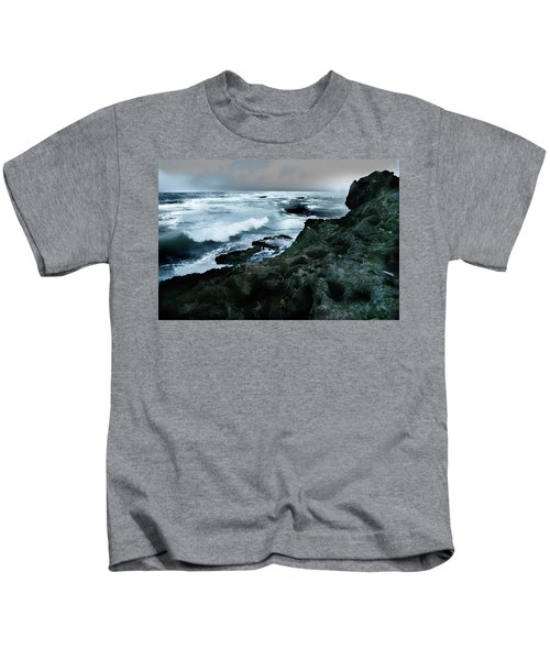 Zamas Beach #5 Kids T-Shirt