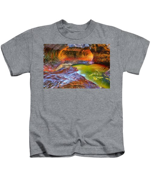Zion Subway Kids T-Shirt