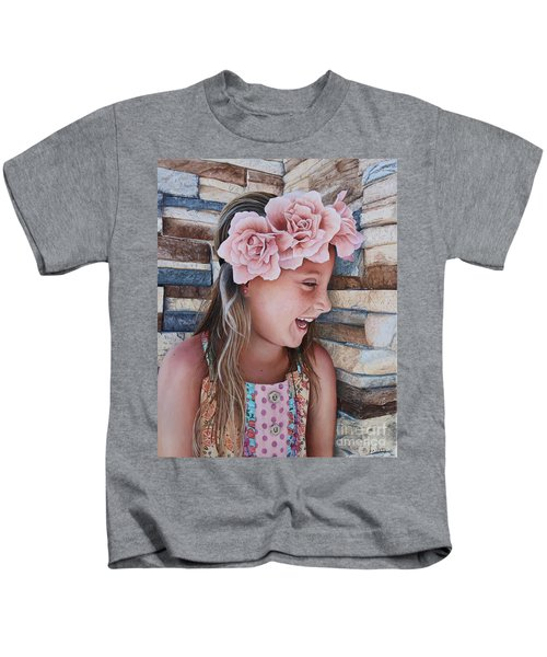 Zuri Painting Kids T-Shirt