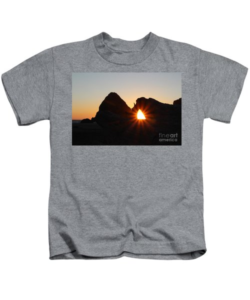 A Moment In Time Kids T-Shirt