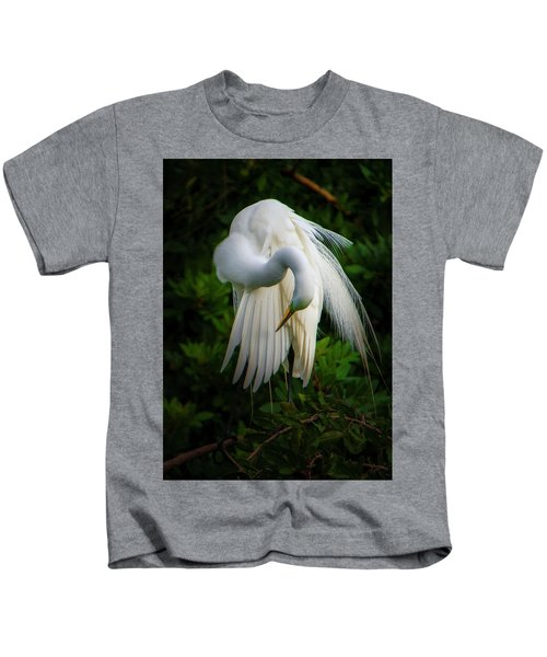 Breeding Plumage And Color Kids T-Shirt