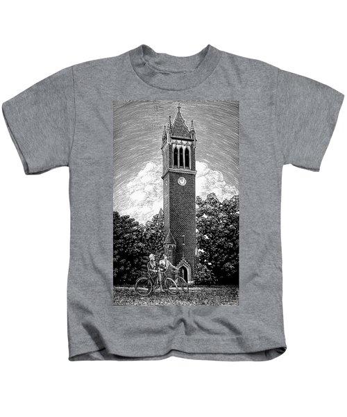Campanile 1928 Kids T-Shirt