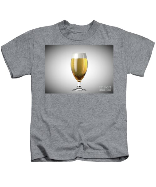Chalice Beer Pint Kids T-Shirt