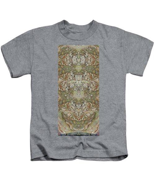 Desert Wall Kids T-Shirt