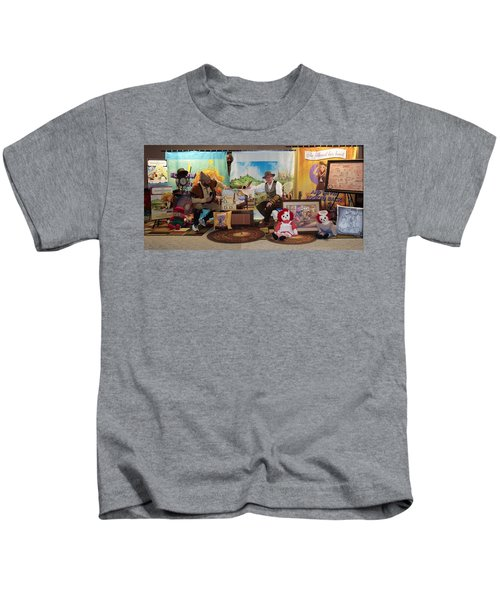 Doctor Jay And The Guardians Of Time Kids T-Shirt