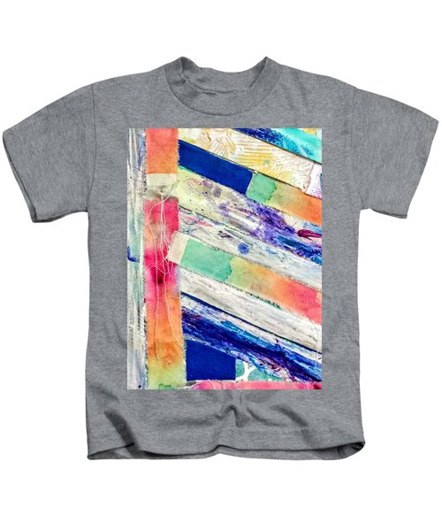 Out Of Site, Out Of Mind Kids T-Shirt