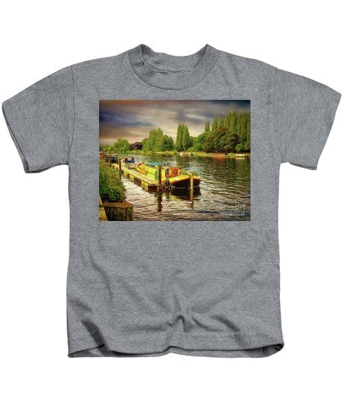River Work Kids T-Shirt