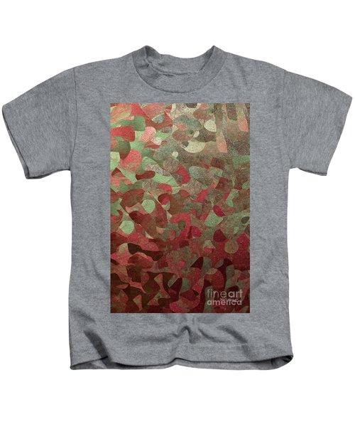 1 Thessalonians 5 16. Rejoice Always Kids T-Shirt