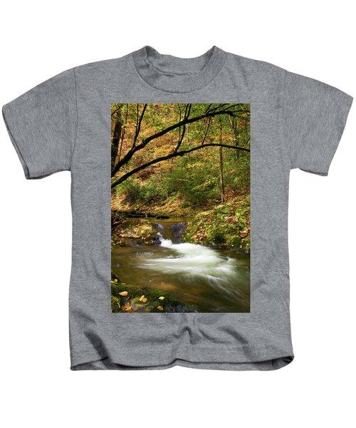 Water Swirl Kids T-Shirt