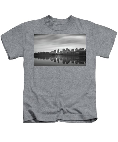 Downtown Vancouver Kids T-Shirt