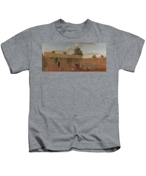 Learning About The Hounds Kids T-Shirt