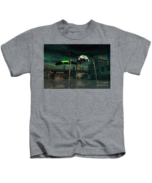 War Of The Worlds Kids T-Shirt