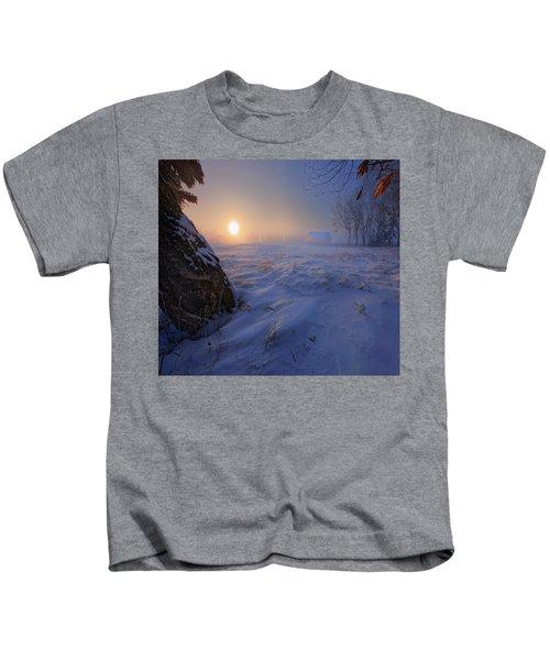 -30 Celsius Kids T-Shirt