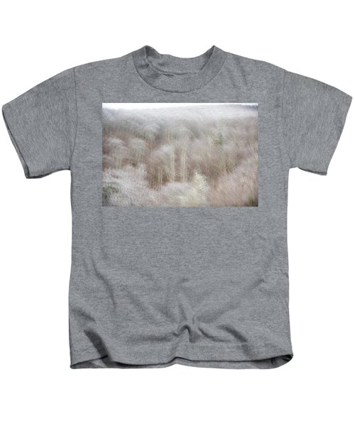 A Ghost Of Trees Kids T-Shirt