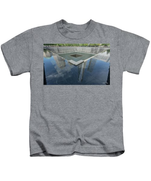 A Place For Reflection Kids T-Shirt