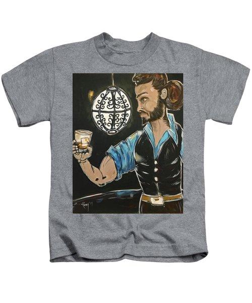 A Stiff One Featuring Rich Kids T-Shirt