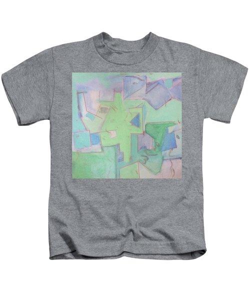 Abstract 3 Kids T-Shirt
