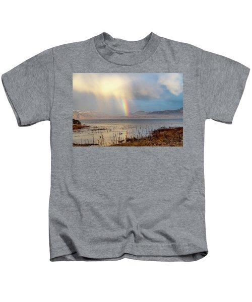 After The Rain Kids T-Shirt