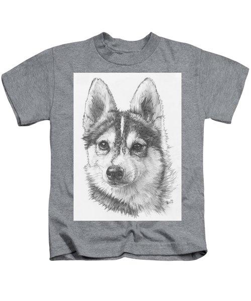 Alaskan Klee Kai Kids T-Shirt