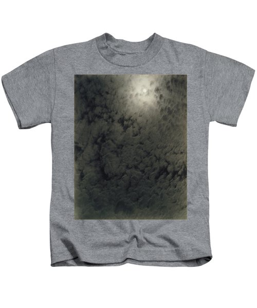Alfred Stieglitz  So Subtle That It Becomes More Real Than Reality Kids T-Shirt
