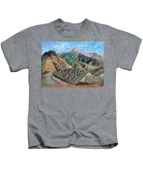 Amanda's Canigou Kids T-Shirt