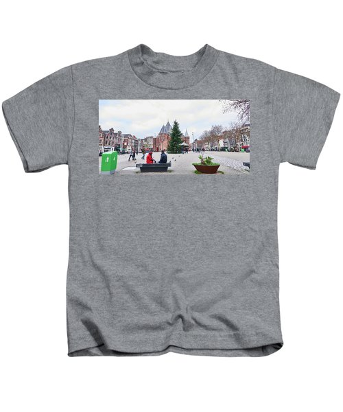 Amsterdam Christmas Kids T-Shirt
