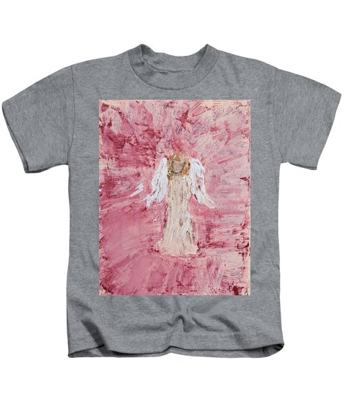 Angel Was Lost But Now Is Found  Kids T-Shirt