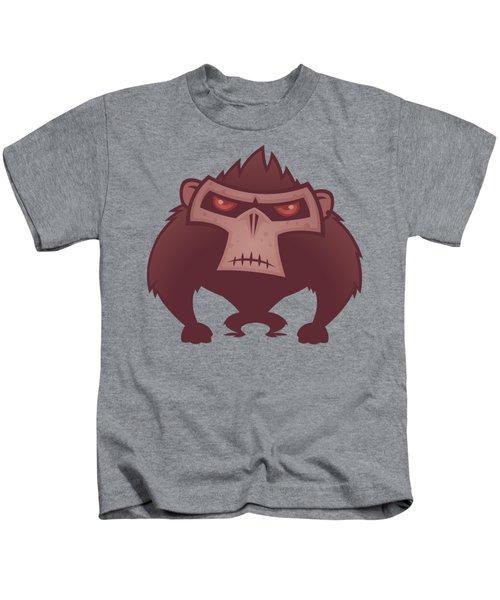 Angry Ape Kids T-Shirt