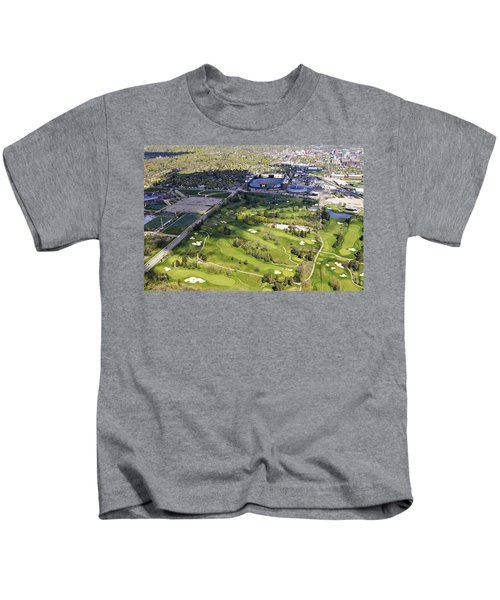 Ann Arbor Michigan Kids T-Shirt