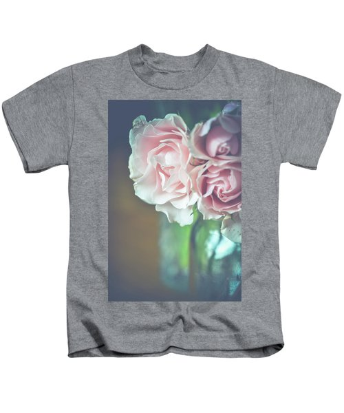 Antique Roses Kids T-Shirt