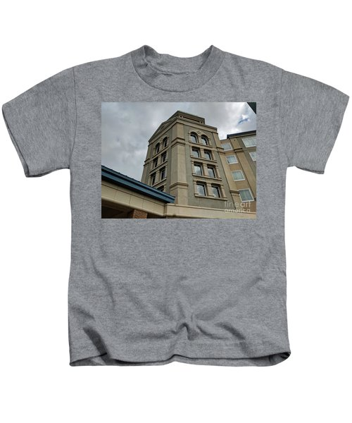 Architecture In The Clouds Kids T-Shirt