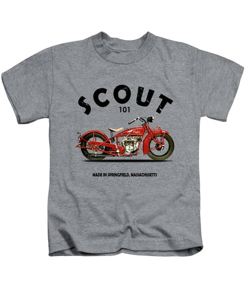 The Scout 101 1929 Kids T-Shirt